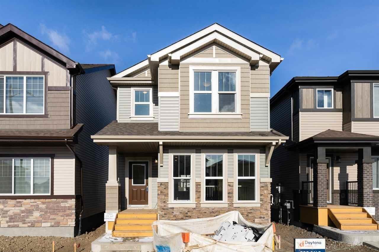 House for sale at 7356 178 Av NW Edmonton Alberta - MLS: E4222108