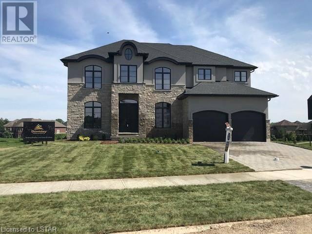 House for sale at 6 Silvercreek Circ Unit 7359 London Ontario - MLS: 205149