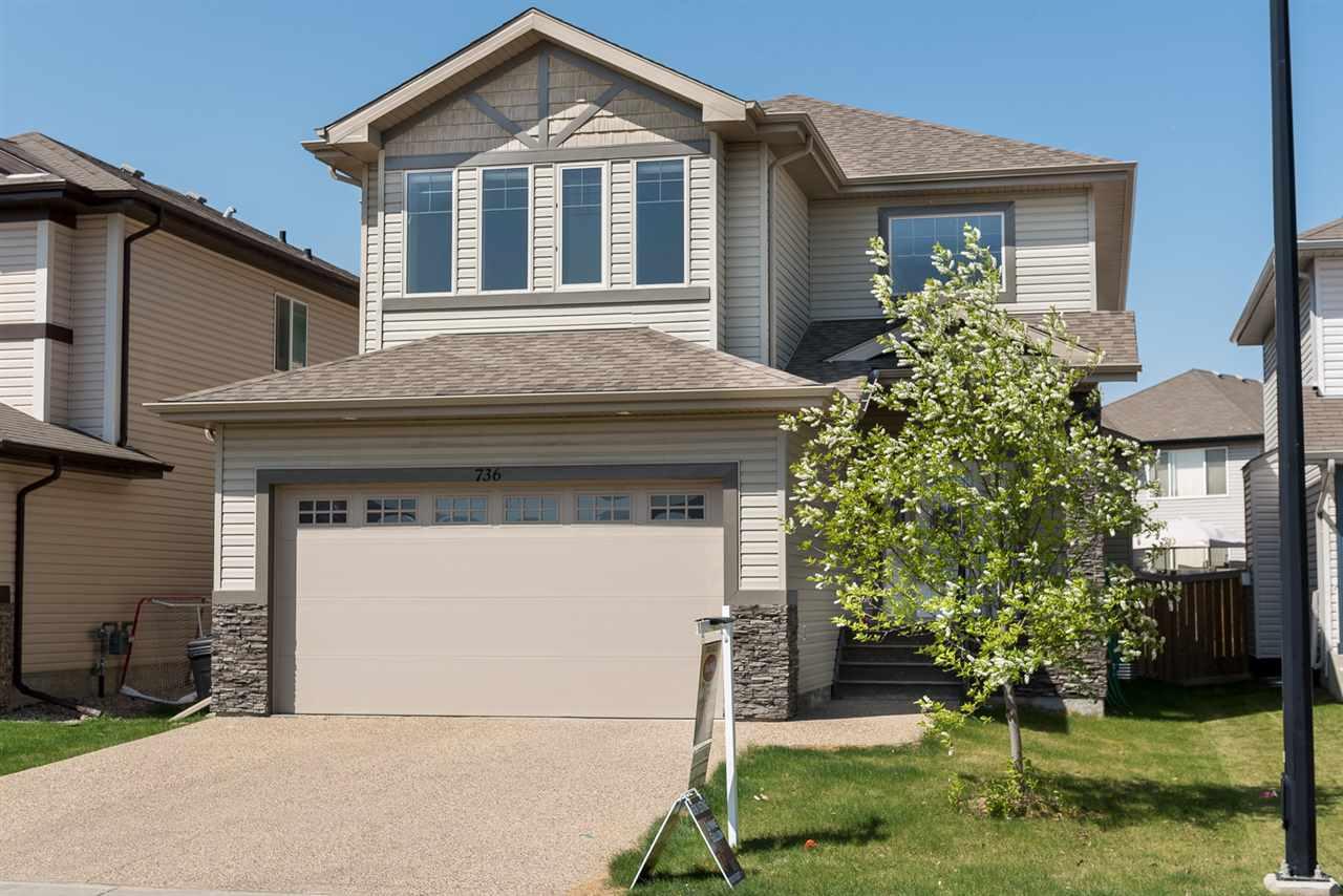 For Sale: 736 172 Street, Edmonton, AB | 3 Bed, 2 Bath House for $545,800. See 30 photos!