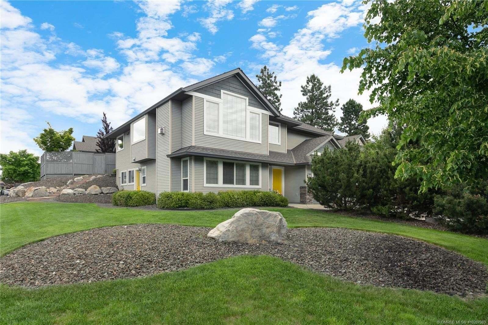 House for sale at 736 Arbor View Dr Kelowna British Columbia - MLS: 10207983