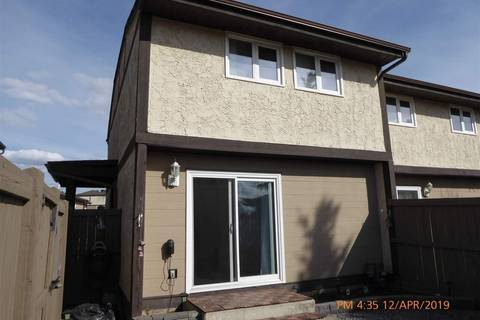 Townhouse for sale at 736 Clareview Rd Nw Edmonton Alberta - MLS: E4142345