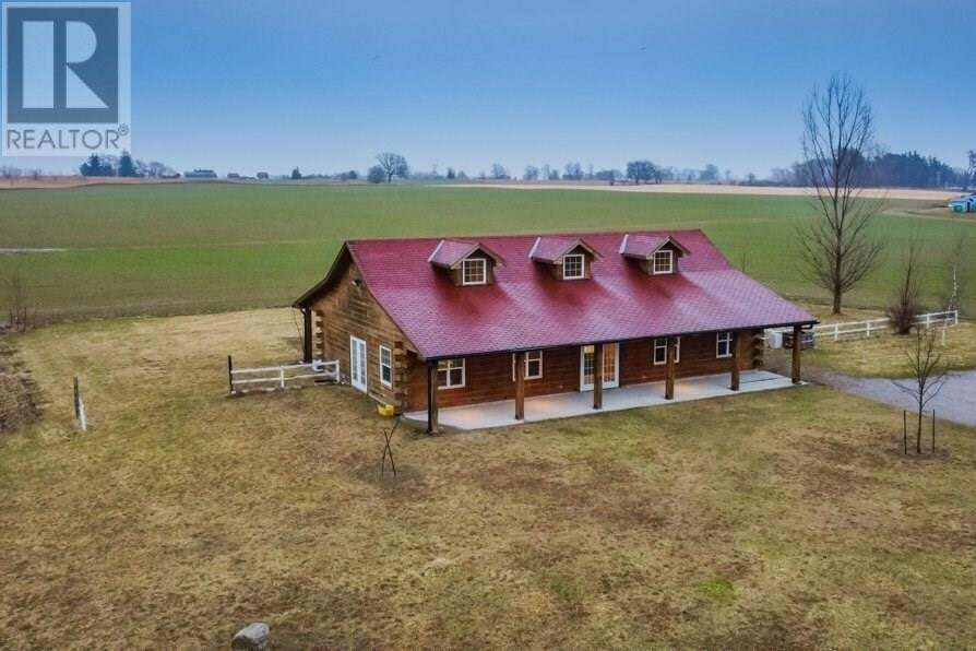 House for sale at 736 Main St South Waterford Ontario - MLS: 30796395