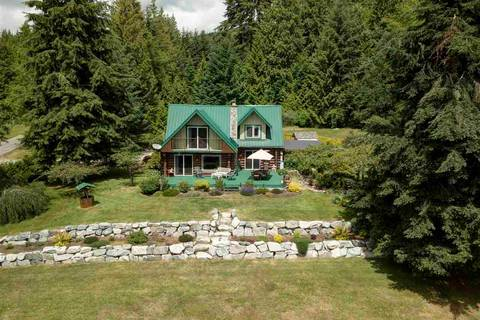 House for sale at 736 Mansfield Rd Roberts Creek British Columbia - MLS: R2400940