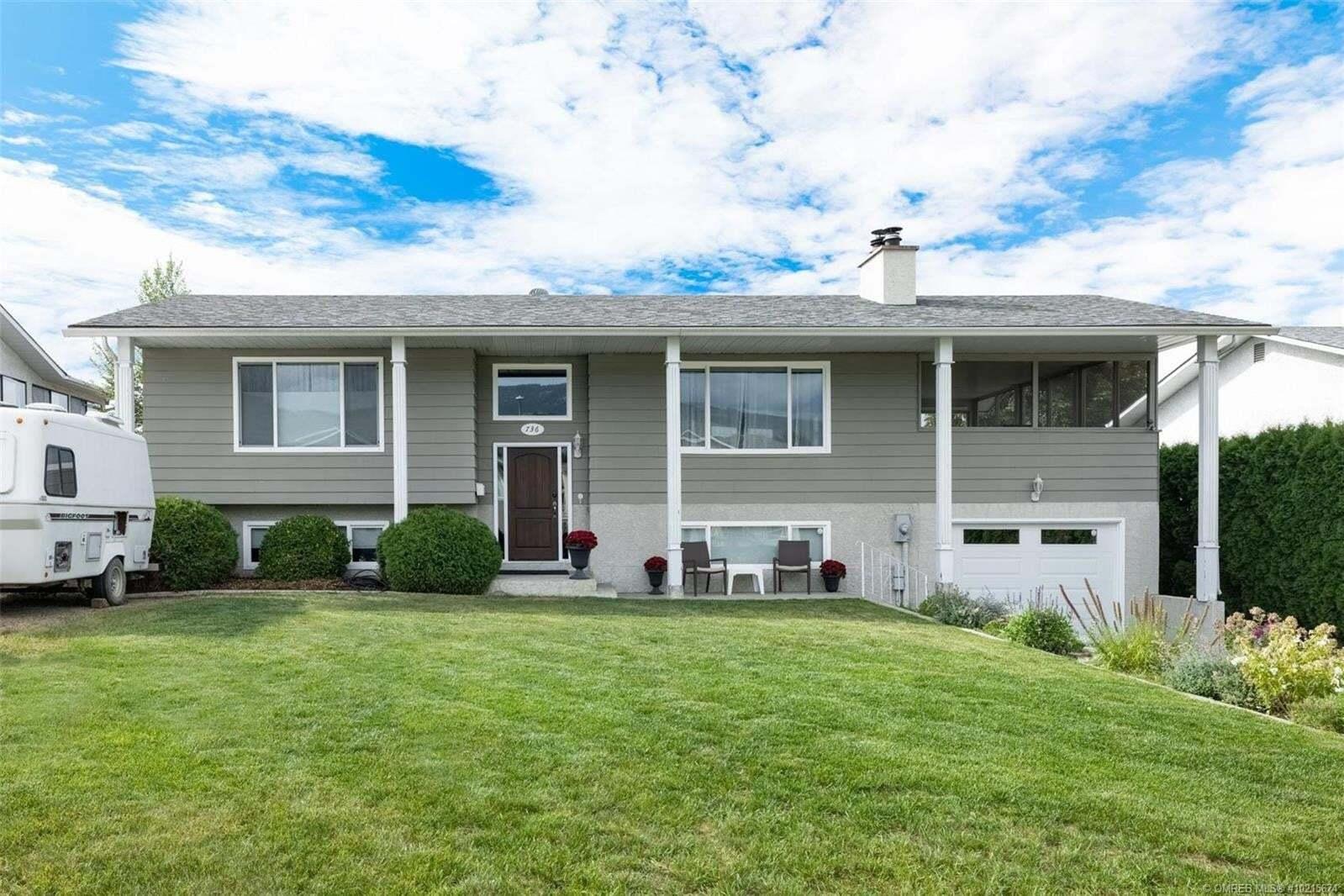 House for sale at 736 Renshaw Rd Kelowna British Columbia - MLS: 10215674