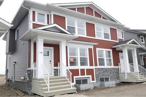 Townhouse for sale at 736 Walgrove Blvd Southeast Calgary Alberta - MLS: C4295182