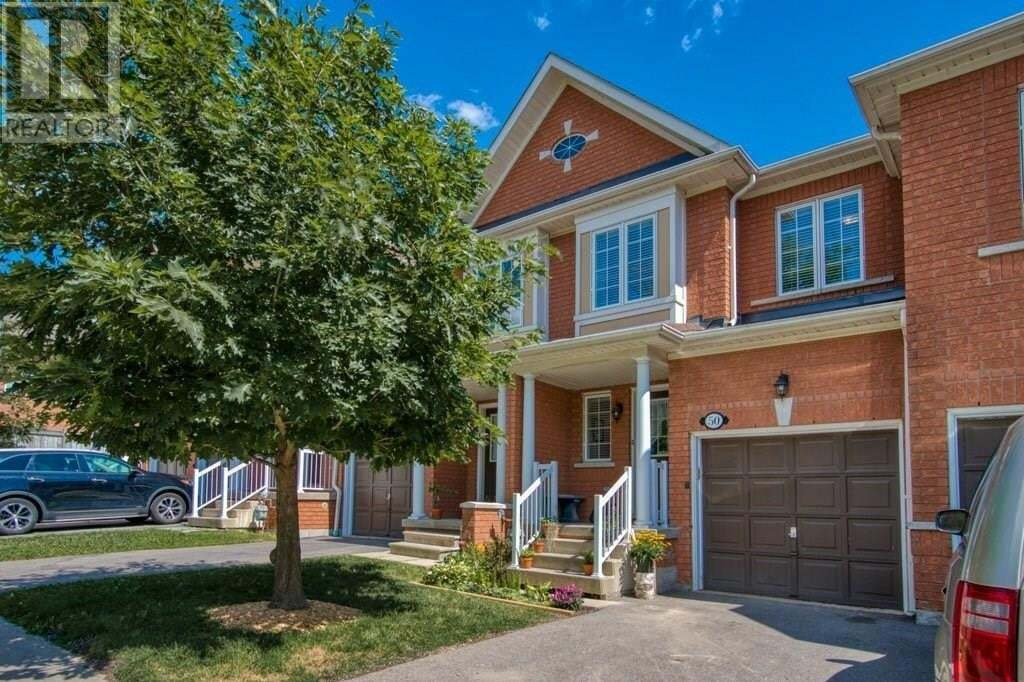 Townhouse for sale at 7360 Zinnia Pl Mississauga Ontario - MLS: 30828163