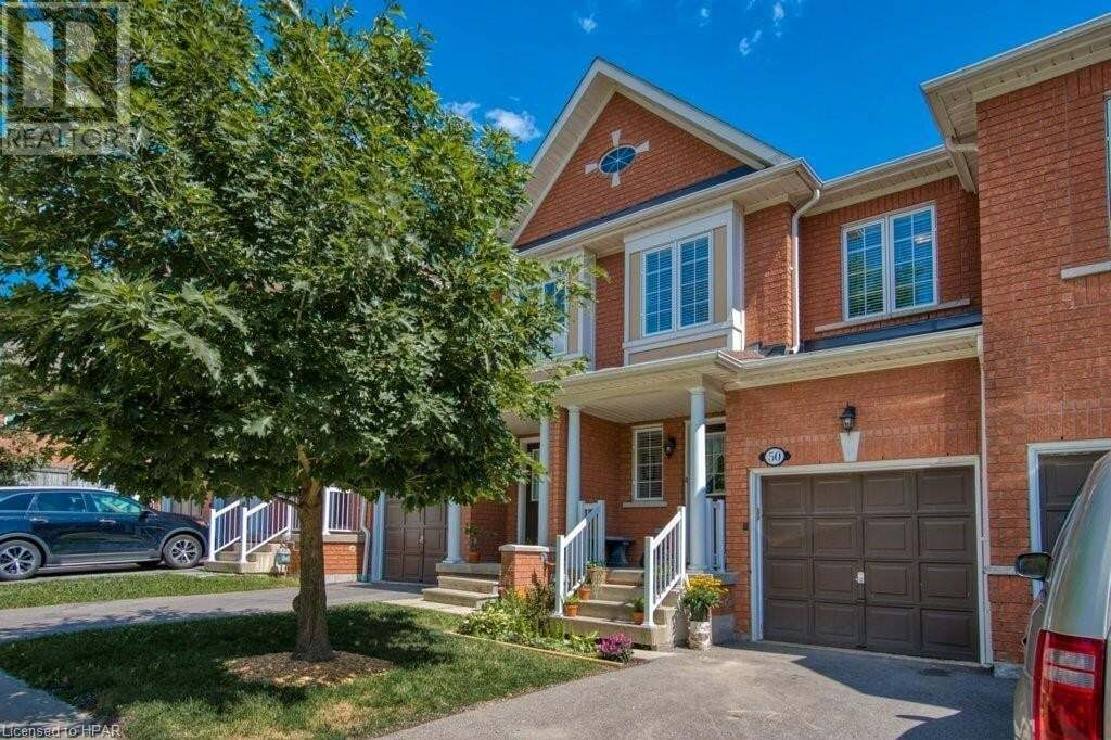 Townhouse for sale at 7360 Zinnia Pl Mississauga Ontario - MLS: 40031886