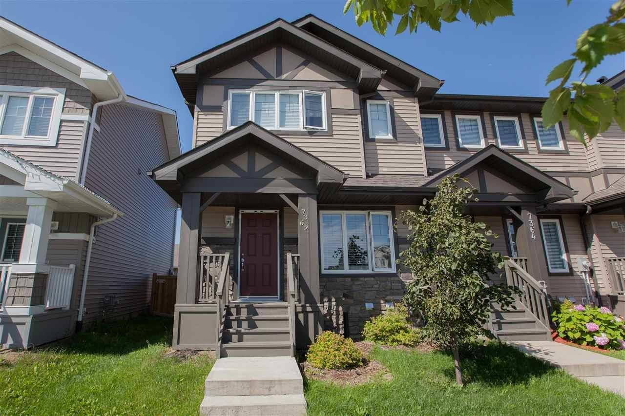 House for sale at 7362 Edgemont Wy Nw Edmonton Alberta - MLS: E4171538