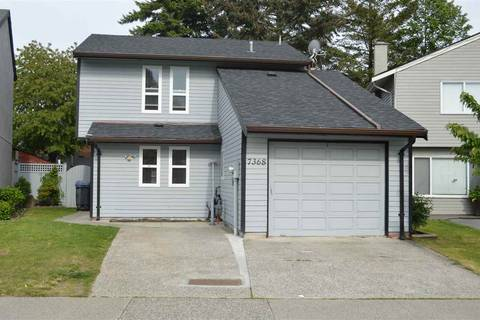 House for sale at 7368 Parkwood Dr Surrey British Columbia - MLS: R2369249