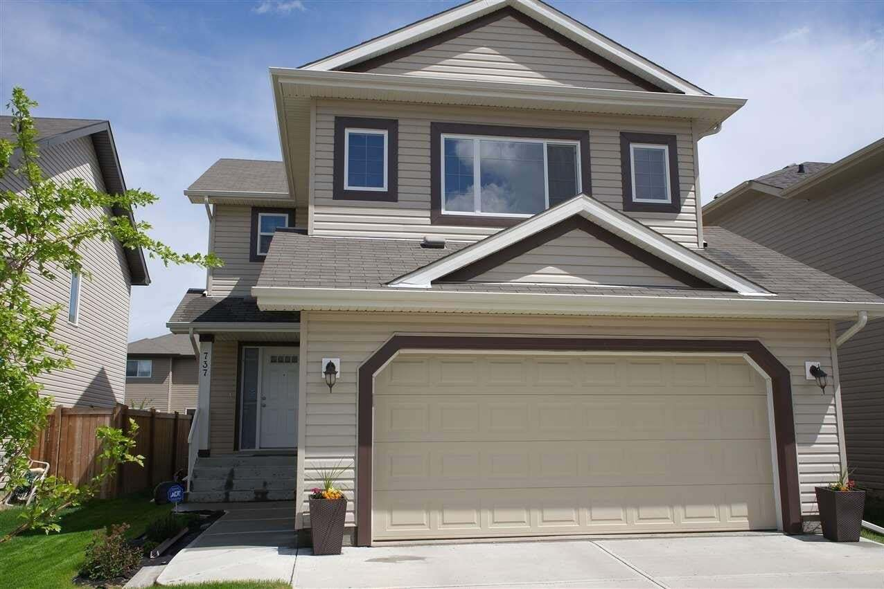 House for sale at 737 173b St SW Edmonton Alberta - MLS: E4215985