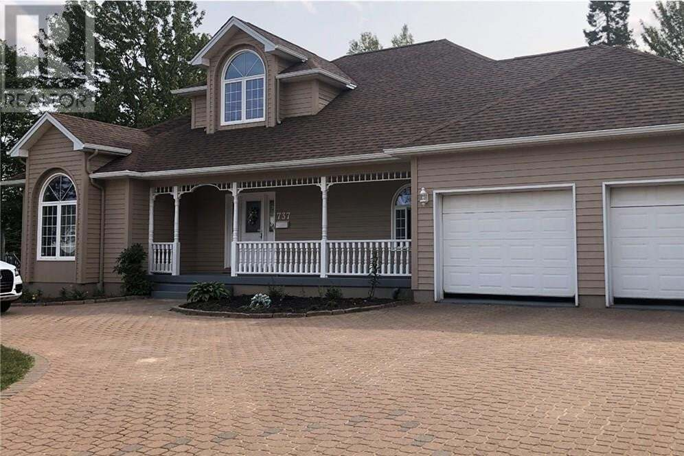 House for sale at 737 Pinewood Rd Riverview New Brunswick - MLS: M130988