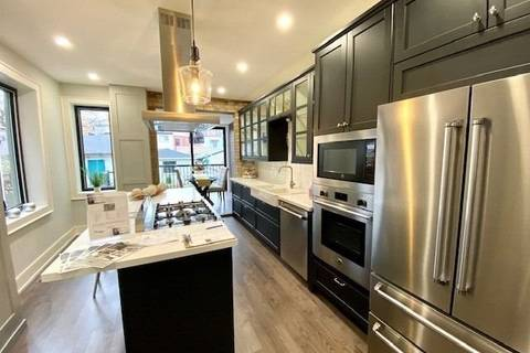 Townhouse for sale at 737 Shaw St Toronto Ontario - MLS: C4628004
