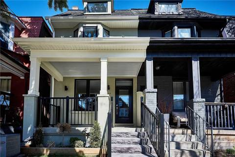 Townhouse for sale at 737 Shaw St Toronto Ontario - MLS: C4746957