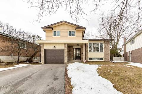House for sale at 737 Trinidad Ct Oshawa Ontario - MLS: E4724839