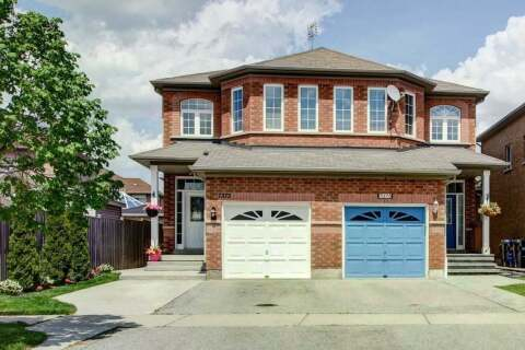 Townhouse for sale at 7373 Allspice Tr Mississauga Ontario - MLS: W4771318