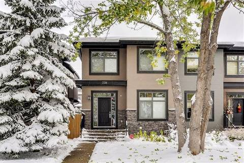Townhouse for sale at 738 21 Ave Northwest Calgary Alberta - MLS: C4272350