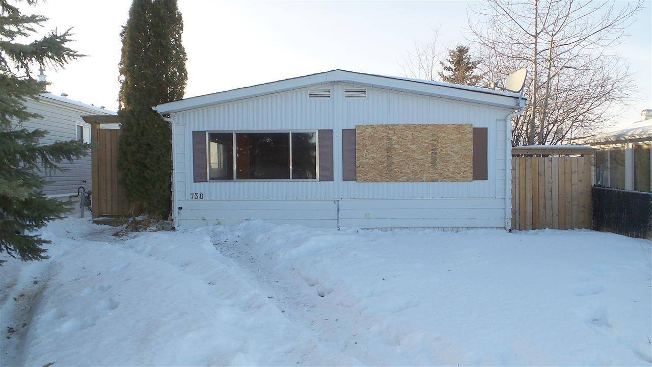 Residential property for sale at 53222 Range272 Rd Nw Unit 738 Rural Parkland County Alberta - MLS: E4188489