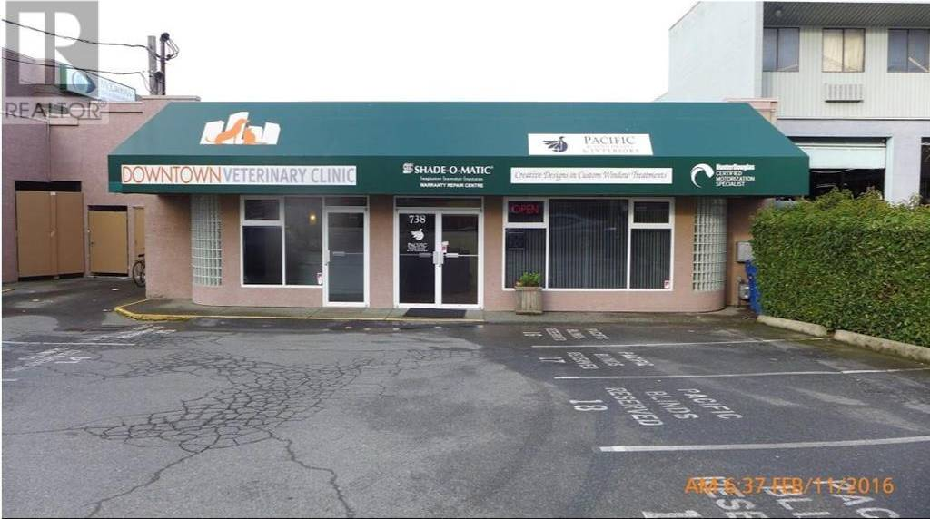 Commercial property for sale at 738 Caledonia Ave Victoria British Columbia - MLS: 421180