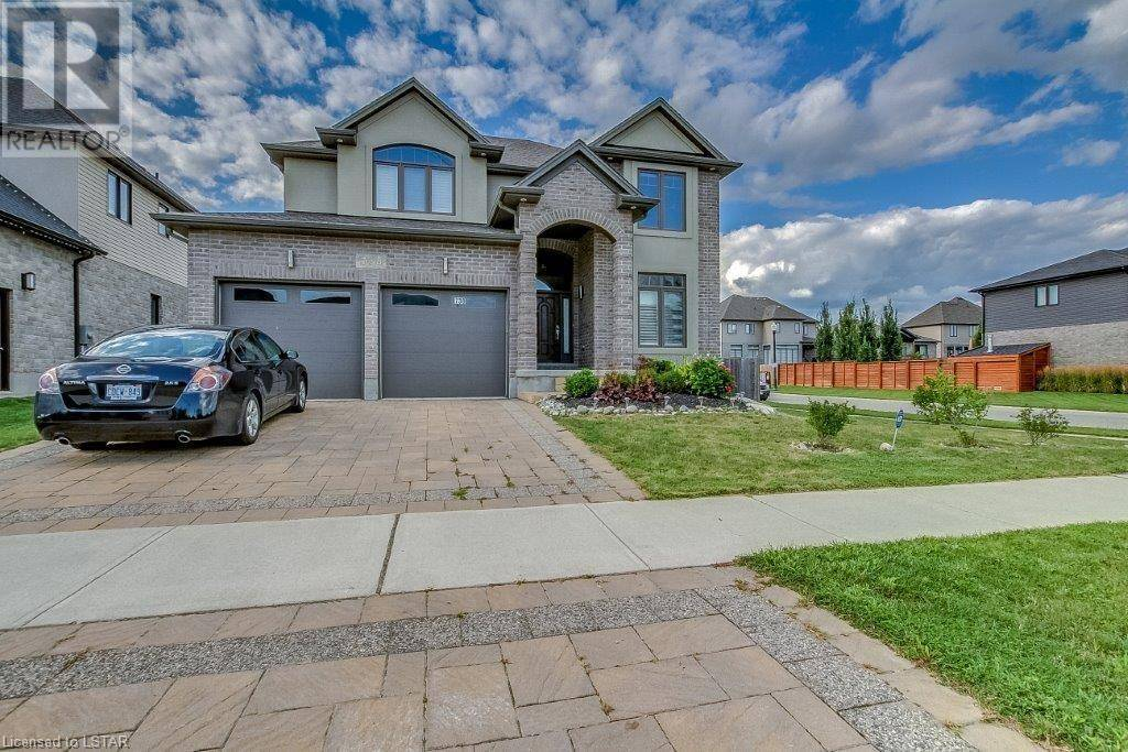 House for sale at 738 Hickoryridge Common London Ontario - MLS: 217936