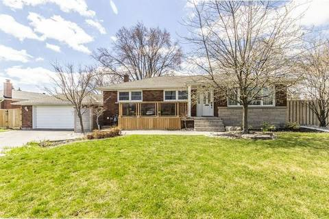 House for sale at 738 Parker Cres Burlington Ontario - MLS: H4051700