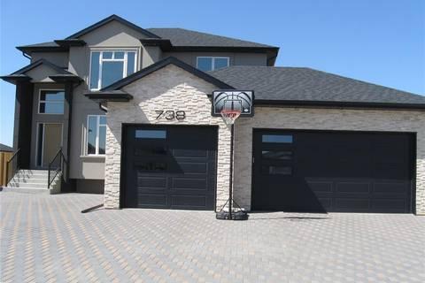 House for sale at 738 Pichler Cove Saskatoon Saskatchewan - MLS: SK796561