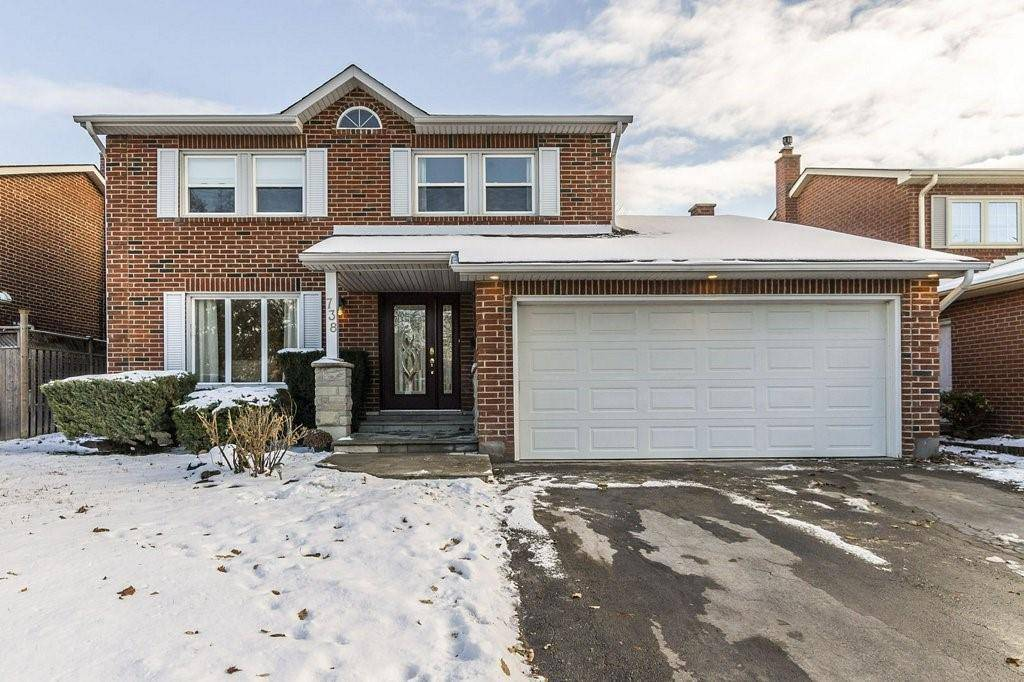 House for sale at 738 Syer Dr Milton Ontario - MLS: H4066993