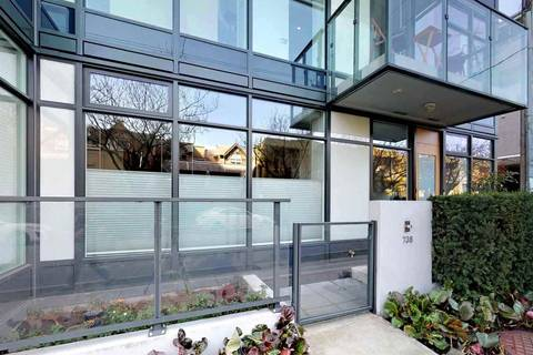 Townhouse for sale at 738 8th Ave W Vancouver British Columbia - MLS: R2388733