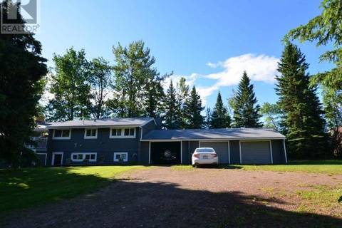House for sale at 7385 Cove Ln Moberly Lake British Columbia - MLS: 178159