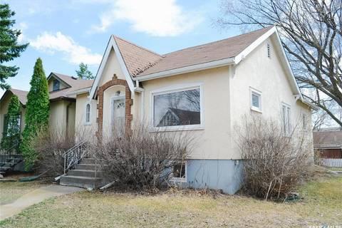 House for sale at 739 College Ave Regina Saskatchewan - MLS: SK803418