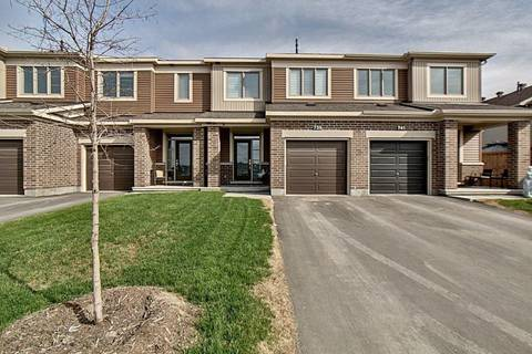 Townhouse for sale at 739 Decoeur Dr Orleans Ontario - MLS: 1151386