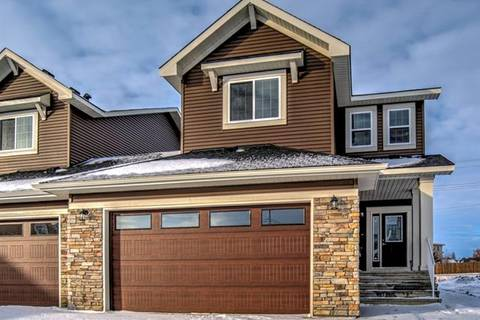 Townhouse for sale at 739 Edgefield Cres Strathmore Alberta - MLS: C4238912