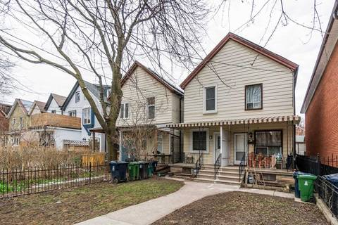 Townhouse for sale at 739 Manning Ave Toronto Ontario - MLS: C4415966