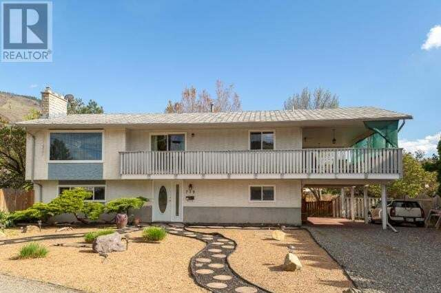 House for sale at 739 Morven Drive  Kamloops British Columbia - MLS: 156282