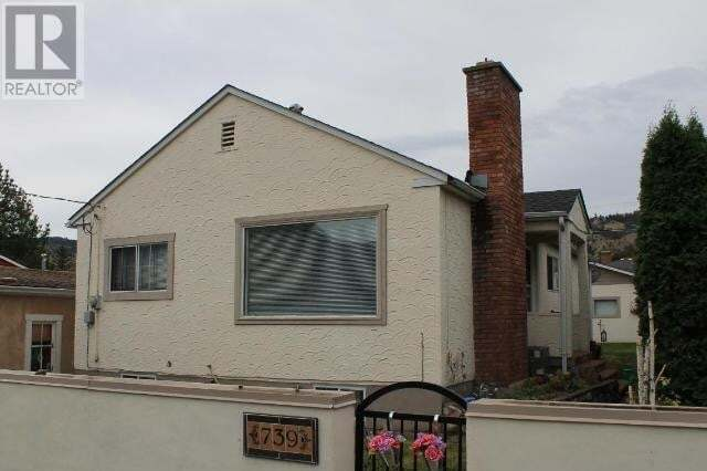 House for sale at 739 Nicola St Kamloops British Columbia - MLS: 158998