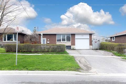 House for sale at 739 Phillip Murray Ave Oshawa Ontario - MLS: E4452734