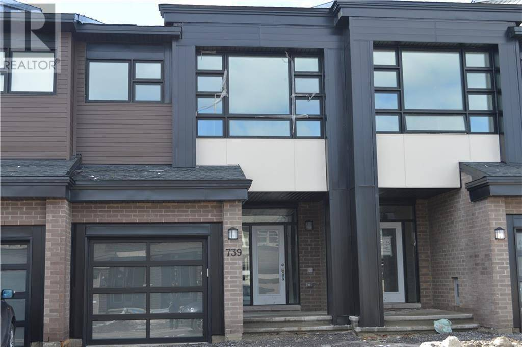 Townhouse for rent at 739 Twist Wy Ottawa Ontario - MLS: 1186146