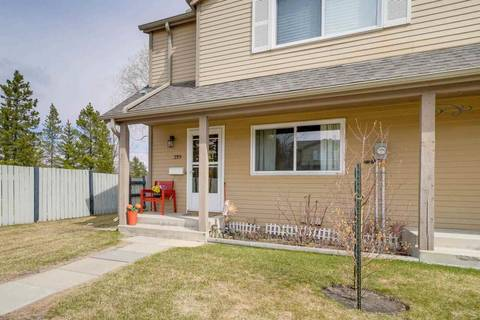 Townhouse for sale at 739 Village Dr Sherwood Park Alberta - MLS: E4155067