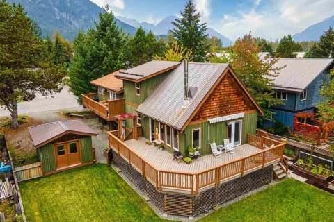 House for sale at 7390 Laurel St Pemberton British Columbia - MLS: R2505060
