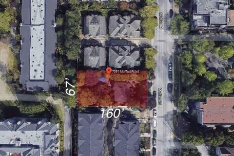 House for sale at 7391 Moffatt Rd Richmond British Columbia - MLS: R2511251