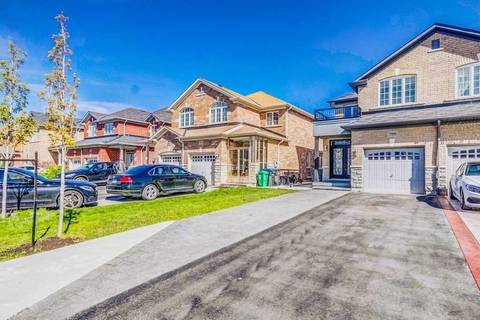 Townhouse for sale at 7396 Saint Barbara Blvd Mississauga Ontario - MLS: W4459829