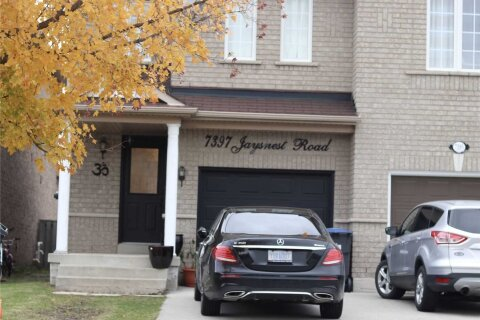 Townhouse for sale at 7397 Jaysnest Rd Mississauga Ontario - MLS: W4976948