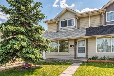 Townhouse for sale at 73 Fonda Green Southeast Calgary Alberta - MLS: C4254499