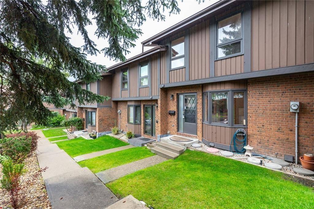 Townhouse for sale at 10940 Bonaventure Dr Se Unit 74 Willow Park, Calgary Alberta - MLS: C4267144