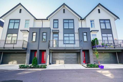 Townhouse for sale at 17555 57a St Unit 74 Surrey British Columbia - MLS: R2412990