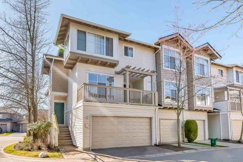 Townhouse for sale at 6588 Barnard Dr Unit 74 Richmond British Columbia - MLS: R2443614