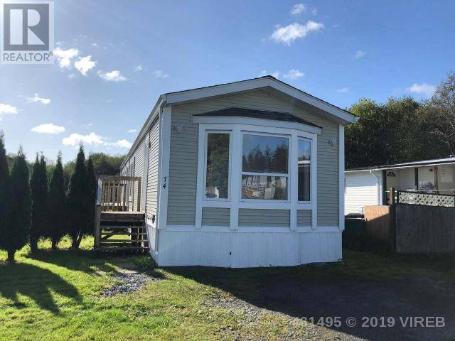 Residential property for sale at 7100 Highview Rd Unit 74 Port Hardy British Columbia - MLS: 461495