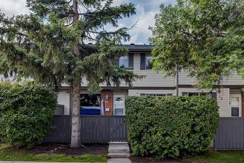 Townhouse for sale at 740 Bracewood Dr Southwest Unit 74 Calgary Alberta - MLS: C4257310