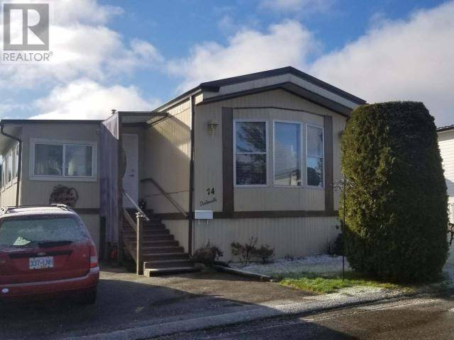 House for sale at 7624 Duncan St Unit 74 Powell River British Columbia - MLS: 14894