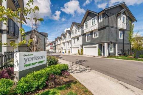 Townhouse for sale at 7665 209 St Unit 74 Langley British Columbia - MLS: R2459892