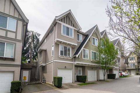 Townhouse for sale at 8775 161 St Unit 74 Surrey British Columbia - MLS: R2363013
